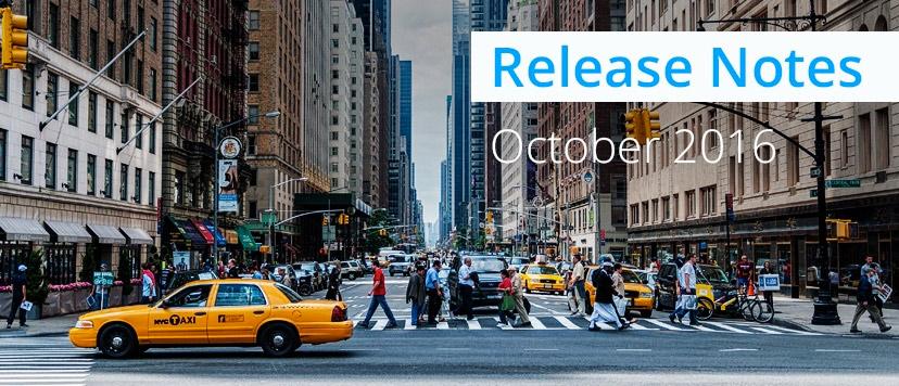Staffbase Release Notes October 2016